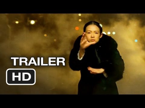The Grandmaster Official Trailer #2 (2013) - Tony Leung. Ziyi Zhang Movie HD