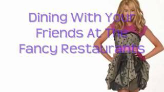 Watch Hannah Montana The Good Life video