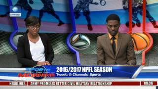 Sports This Morning: Updates From NPFL 20/02/17