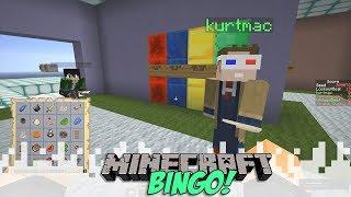 MINECRAFT BINGO - Lockout Mode! (Feat. KurtJMac)