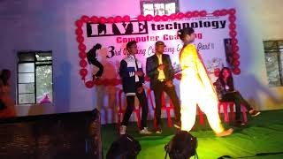 Live Technology Silent Drama By Raj Saini