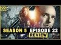 Agents of S.H.I.E.L.D. Season 5 Episode 22 Review & Reaction | AfterBuzz TV