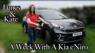 A Week With A Kia eNiro