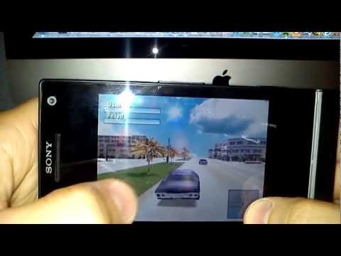 Sony Xperia S- Juegos PlayStation Pocket / Parte 3