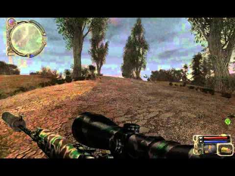 Stalker снайпер 2