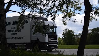 New Scania 2016 fieldtest truck spyvideo Erlköning