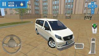 Direksiyonlu Minibüs Şoförü Oyunu // Çocuklar için Araba oyunları - Car Games For Kids