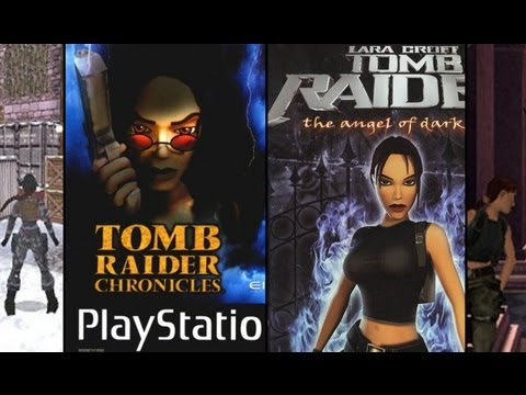 The Tomb Raider Series (PS1/PS2) Part 2 - Darkness Reviews