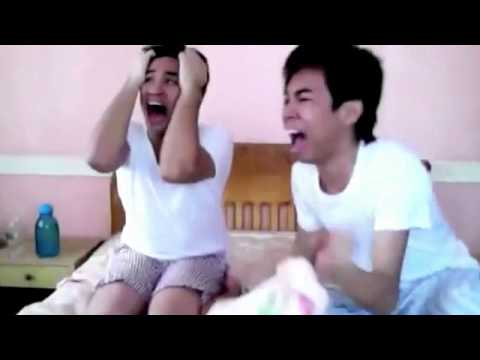 Miss Universe - Filipino Boys Excited About Ms. Universe [Earthquake version]