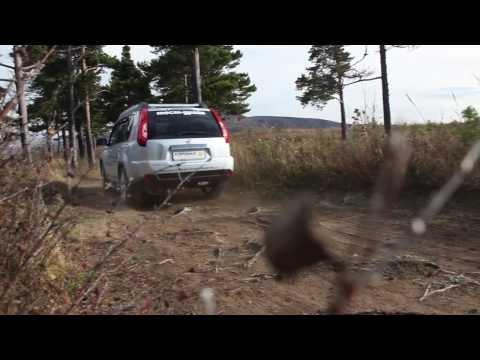Nissan X-Trail, тест-драйв