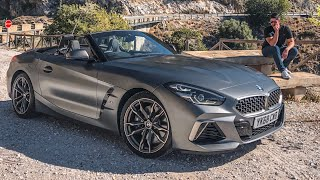 Driving The New 2019 BMW Z4 M40i HARD! ft Rory Reid + Paul Wallace