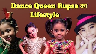 Rupsa Batabyal Super Dancer Winner Age, Family, Lifestyle and Biography