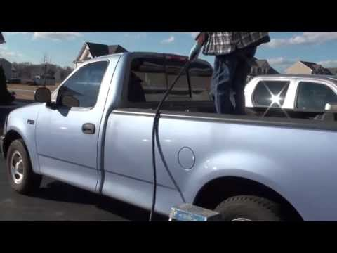 Pickup Truck Rear Cab Glass Repair/Replacement- Ford F-150
