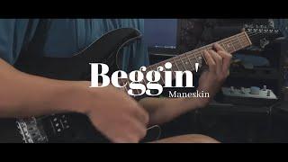 Download Beggin' - Maneskin (Guitar Cover) Mp3/Mp4