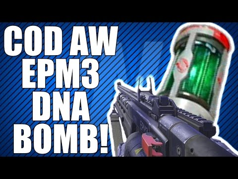 Advanced Warfare: EPM3 DNA Bomb on Greenband! (DNA Saturday)