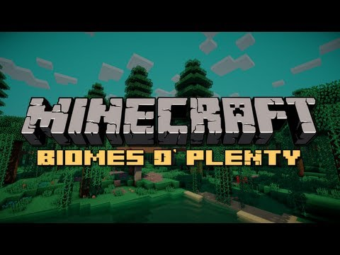 Minecraft: Biomes O' Plenty Cinematic Mod Showcase