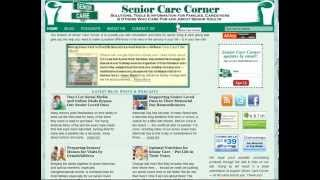Senior Care Corner Tour - Information for Family and Caregivers of Seniors.mp4