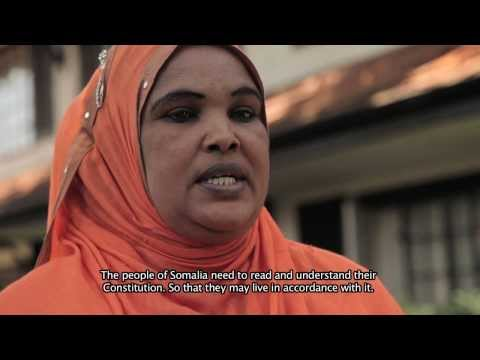 Somalia Civic Education Short Film: Women's Empowerment