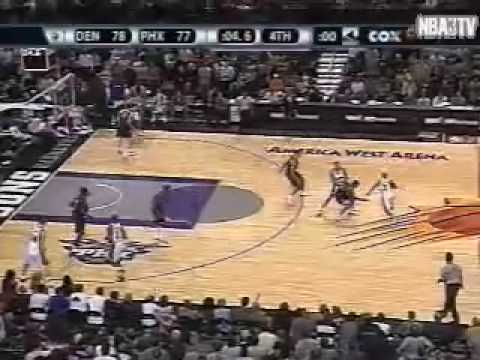 NBA 2002~03 Buzzer Beaters Of The Year