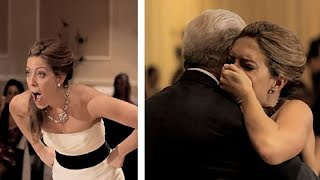 Bride S Father Dies Months Before Her Wedding Turns Around In Church And Can T Believe Her Eyes