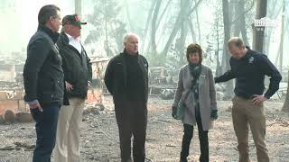 President Trump Remarks on Northern California Wildfire Disaster