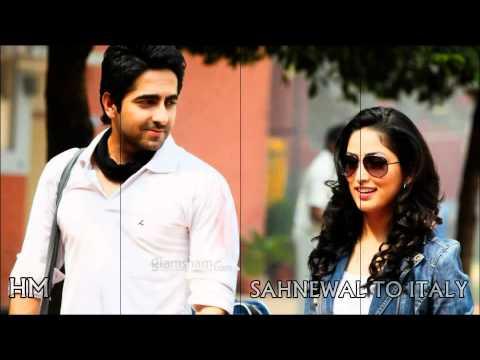 Paani Da Rang (vicky Donor-2012) Karaoke Cover sung By Rahul video