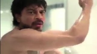 Shahrukh Khan Shower Video