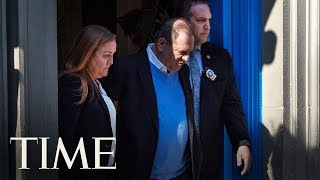 Harvey Weinstein Surrenders To Police Amid Allegations Of Rape And Sexual Assault | TIME