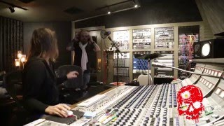 The Dead Daisies: In the studio in Nashville 2016 - Day 17