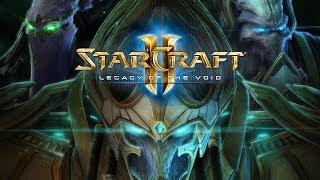 Starcraft II: Legacy of the void Прохождение 1