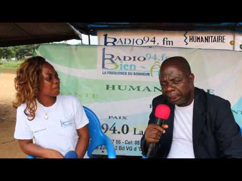 FENOCI (COTE D'IVOIRE) et Radio Bien-Être La Semaine africaine de la vaccination