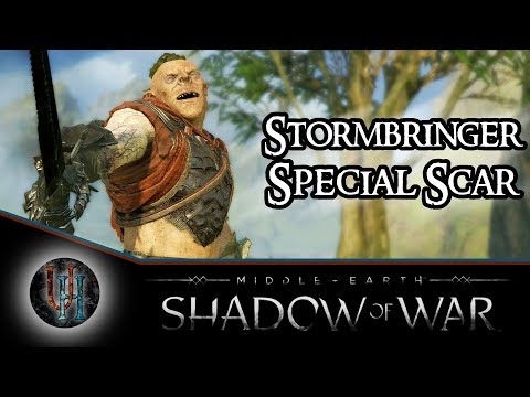 Middle-Earth: Shadow of War - Stormbringer | Special Scar