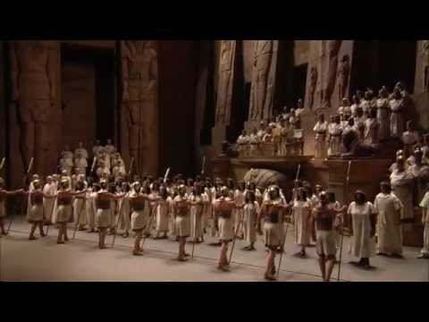 Verdi:Aida Gloria All' Egitto