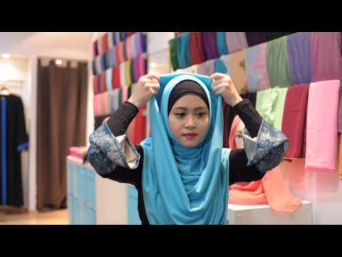 Hijab Tutorial by [Khadijah]- Masyaa Hoodie MasyaaMasyaaHoodieTo Purchase: Visit us at Khadijah Outlet at Tanjong Katong Complex #03-51 or through our Facebook Page at...