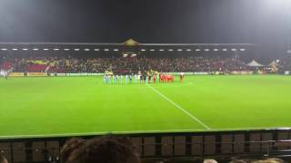 Go Ahead Eagles - Excelsior 01-10-2016