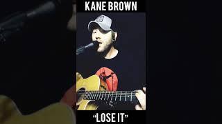 Download Lagu Kane Brown - Lose It - Acoustic Gratis STAFABAND