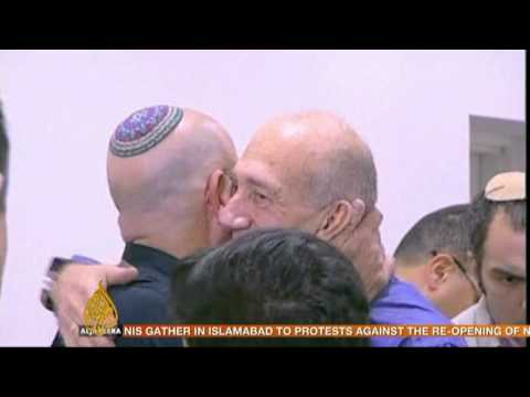 Israel ex-PM Olmert guilty of breach of trust