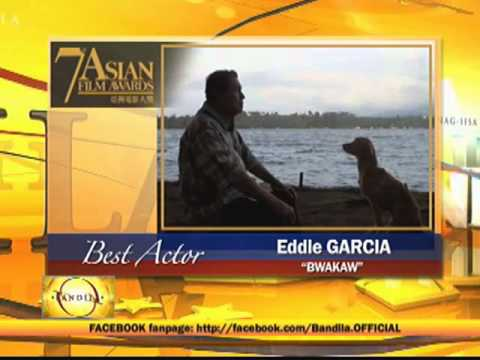 Eddie Garcia, Nora Aunor win at Asian Film Awards