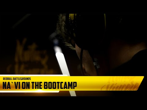 Na`Vi on the bootcamp!