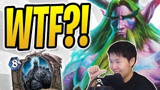 Fighting my OWN CREATION Triple Threat Druid! | Combo Priest | The Boomsday Project | Hearthstone