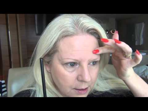 Eyebrow Tutorial For Mature Women