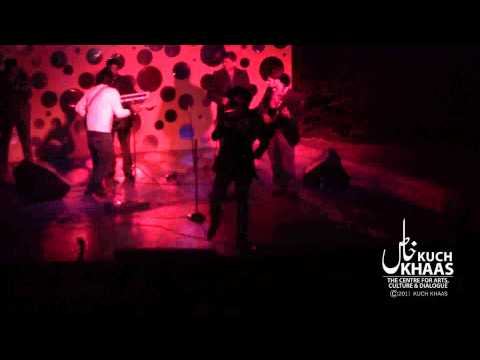 Kuch Khaas: NOUMAN KHALID THE DESI THUMKA SENSATION - Live