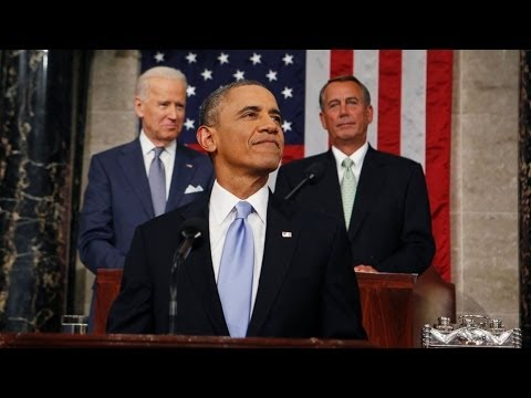 In SOTU, Obama Tells Divided Congress to Expect Executive Action in Face of Continued Obstruction