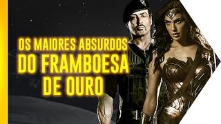 MAIORES ABSURDOS do Framboesa de Ouro | OmeleTV