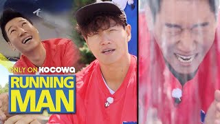 Kim Jong Kook Has No Intention of Answering the Question [Running Man Ep 454]