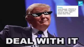 Tổng thống Mỹ lập kênh tin  tức 100% Donald Trump !