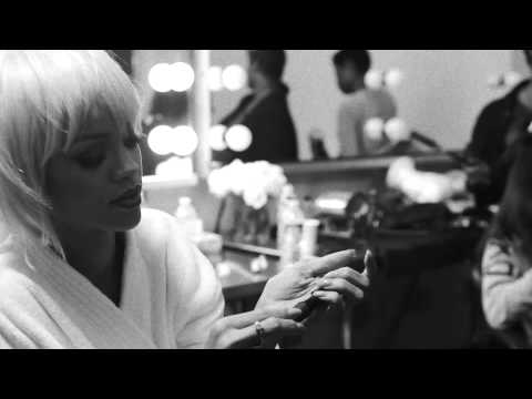 MAC VIVA GLAM -- Behind the Scenes with Rihanna