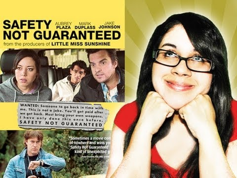 Safety Not Guaranteed - Movie Review