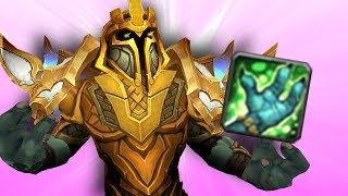 ZANDALARI Paladin Healing Is INCREDIBLE! (5v5 1v1 Duels) - PvP WoW: Battle For Azeroth 8.1