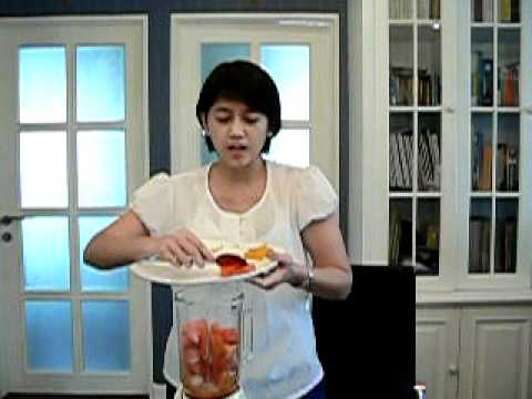 Resep Minuman Segar My Everyday Juices Ala Maya's Kitchen 27.mov video